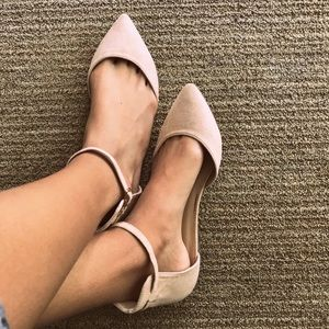 d'Orsay Pointed flats